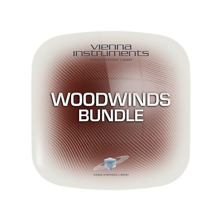 Vienna InstrumentsVienna Woodwinds Bundle Extended (requires standard)