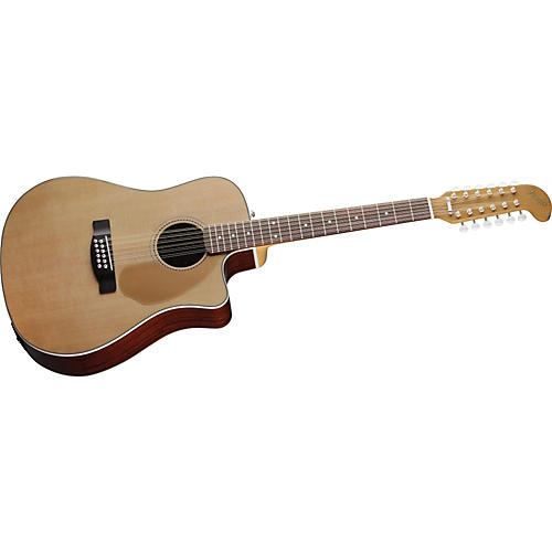 Fender Villager 12-String Acoustic Guitar