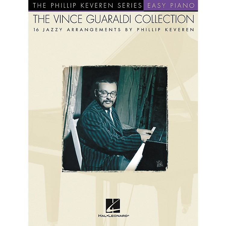 Hal LeonardVince Guaraldi Collection Easy Piano