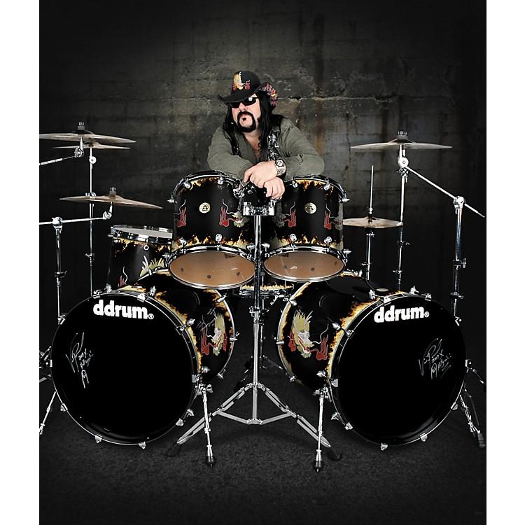 ddrumVinnie Paul 6-piece Signature Dragon Drum Shell Pack