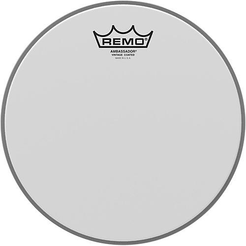 Remo Vintage Ambassador Coated Batter Drumhead 10 in.