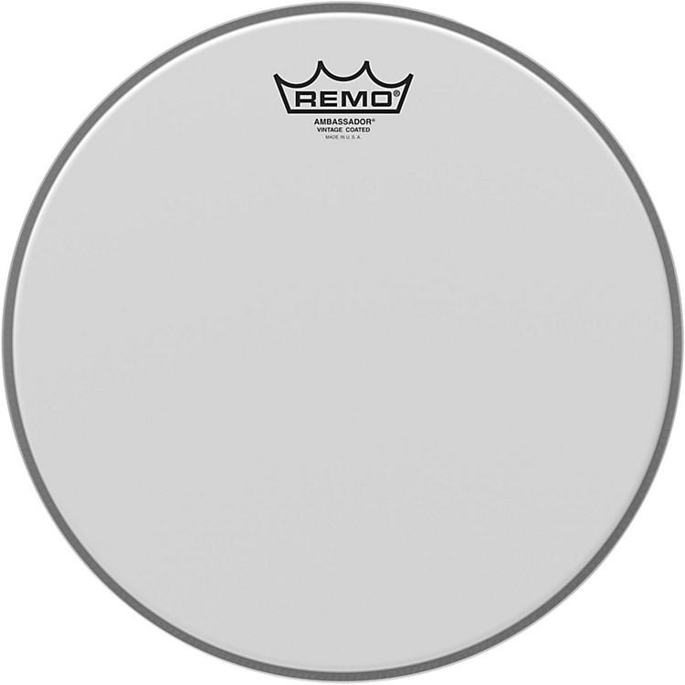 RemoVintage Ambassador Coated Batter Drumhead18 Inch
