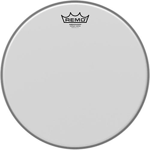 Remo Vintage Ambassador Coated Batter Drumhead 13 in.