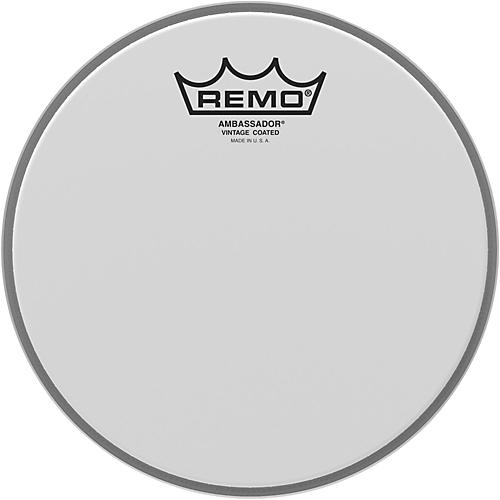 Remo Vintage Ambassador Coated Batter Drumhead 8 in.