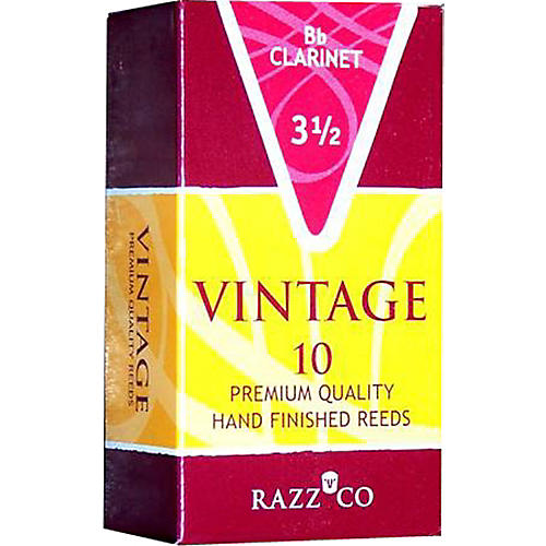 Reeds Australia Vintage Bb Clarinet Reeds
