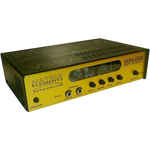 Matrix Vintage British 800 420W Guitar Amp Head