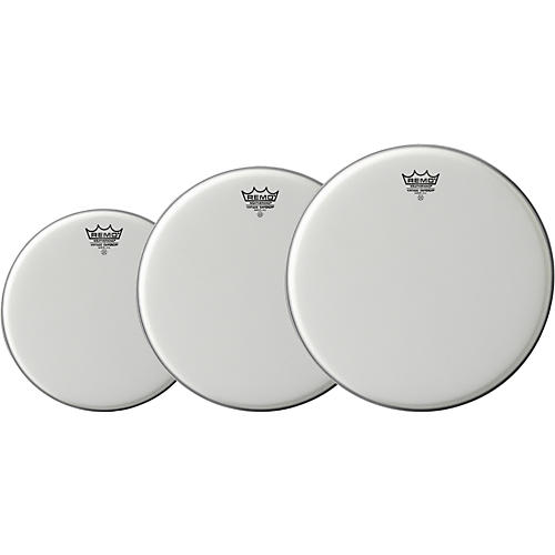 Remo Vintage Emperor Drum Head 3-Pack, 12/16/18