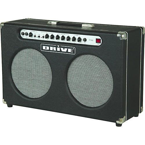 Drive Vintage G120VR 2x12 Combo AmpDRIVE G120VR 120W 2X12 IN COMBO VINTAGE
