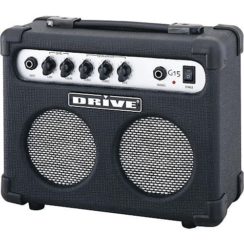 Drive Vintage G15V 15w 2x5 Guitar Combo Amp