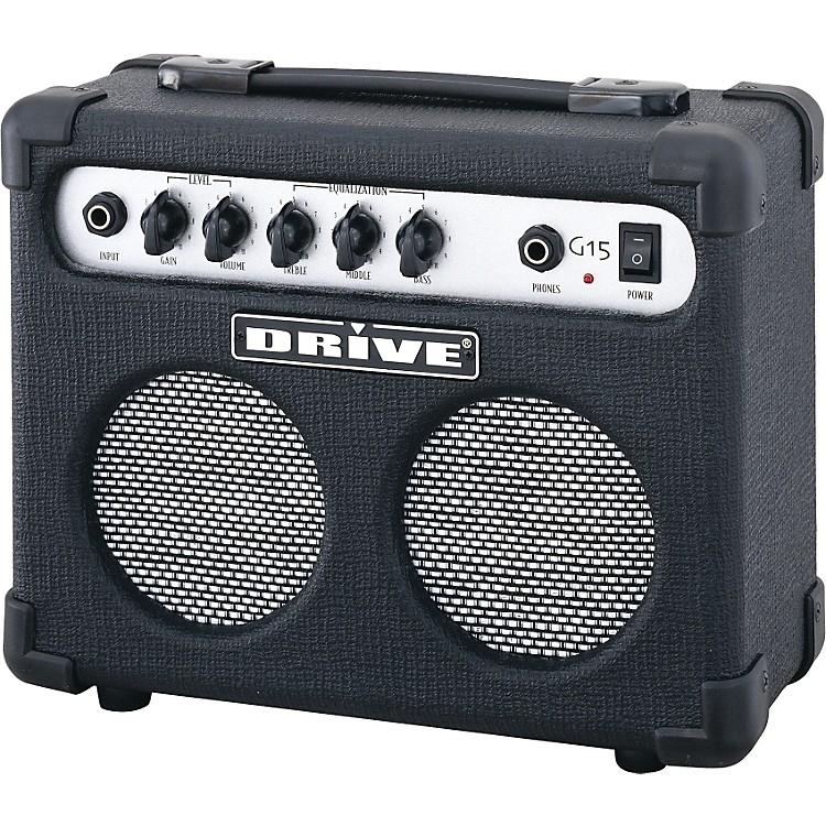 drive vintage g15v 15w 2x5 guitar combo amp musician 39 s friend. Black Bedroom Furniture Sets. Home Design Ideas