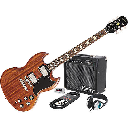 Epiphone Vintage G400 and All Access Amp Pack