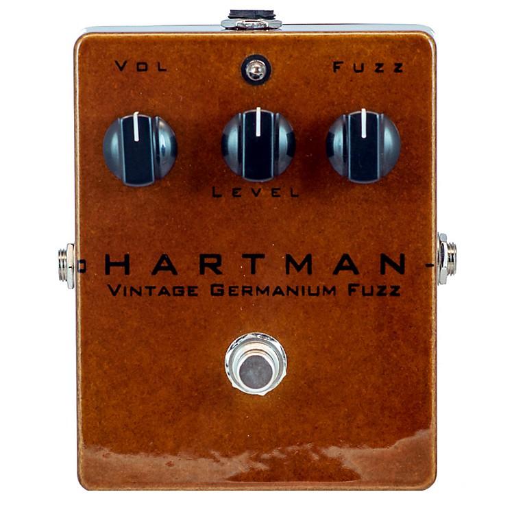Hartman ElectronicsVintage Germanium Fuzz Guitar Effects Pedal