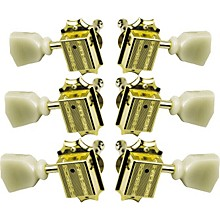 Gibson Vintage Gold Machine Heads with Pearloid Buttons