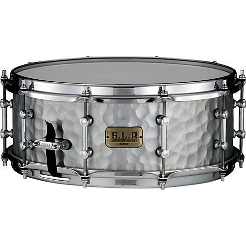 Tama Vintage Hammered Steel Snare Drum-thumbnail
