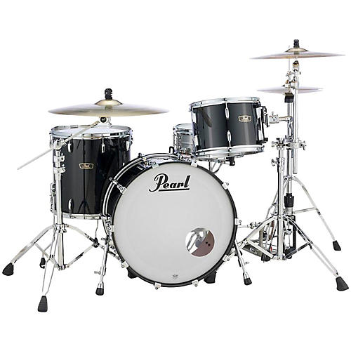 Pearl Vintage Hybrid Wood Fiberglass Series 3-piece Shell Pack-thumbnail