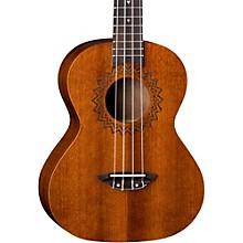 Luna Guitars Vintage Mahogany Tenor Ukulele Satin Natural