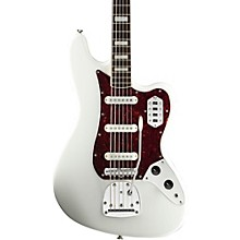 Squier Vintage Modified Bass VI Olympic White