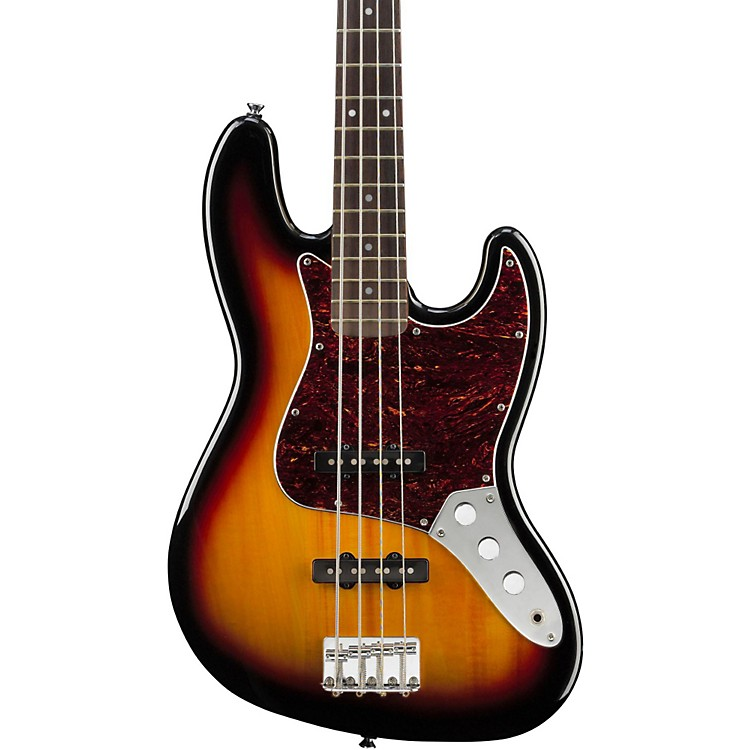 SquierVintage Modified Jazz Bass3-Tone Sunburst
