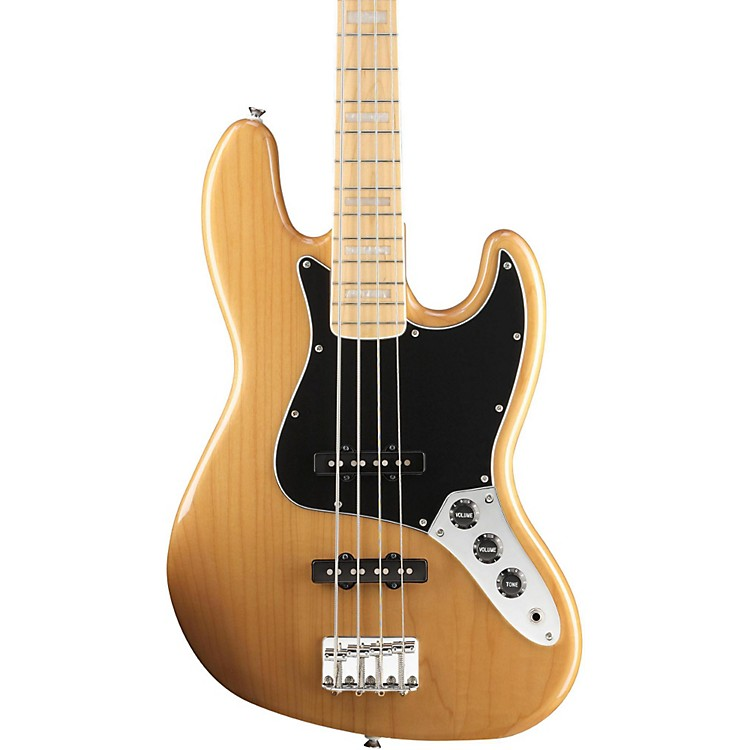 Squier Vintage Modified Jazz Bass 77 3-Tone Sunburst