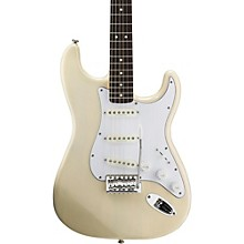 Vintage Modified Stratocaster Electric Guitar Vintage Blonde Rosewood Fretboard