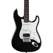 Vintage Modified Stratocaster HSS Electric Guitar Black Rosewood Fretboard