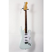 Squier Vintage Modified Stratocaster Surf Electric Guitar Sonic Blue Rosewood Fretboard