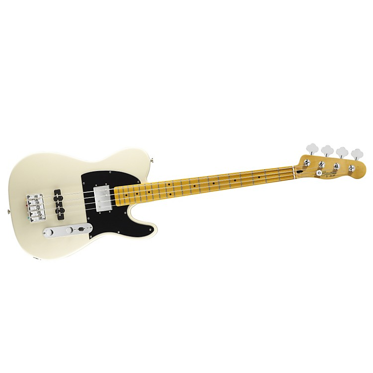 Squier Vintage Modified Telecaster Bass Special Vintage Blonde Maple Fingerboard