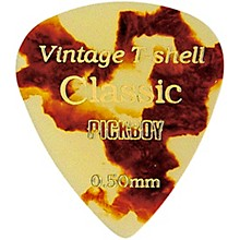 Pick Boy Vintage Pick Cellulose Tortoise-Shell (10-pack) .50 mm