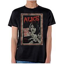 Alice Cooper Vintage Poster T-Shirt Large