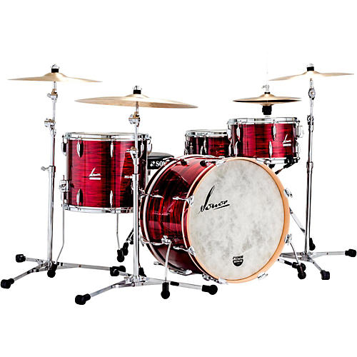 Sonor Vintage Series 3-Piece Shell Pack Vintage Red Oyster