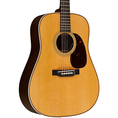 Martin Vintage Series HD-28VE Dreadnought Acoustic-Electric Guitar-thumbnail