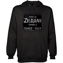 Zildjian Vintage Sign Pullover Hoodie Black Large