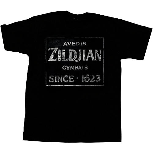Zildjian Vintage Sign T-Shirt-thumbnail
