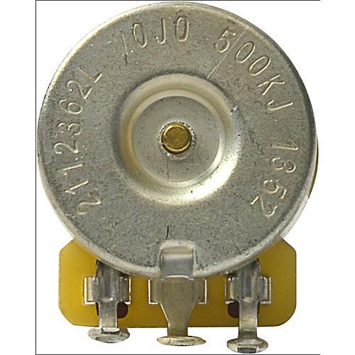 Mojotone Vintage Taper CTS 500K Long Shaft Potentiometer-thumbnail