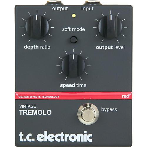 TC Electronic Vintage Tremolo Guitar Effect Pedal