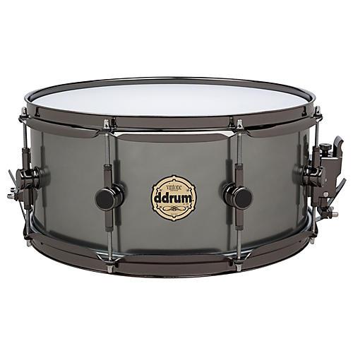 Ddrum Vintone Aluminum Snare Drum Aluminum 6.5x14
