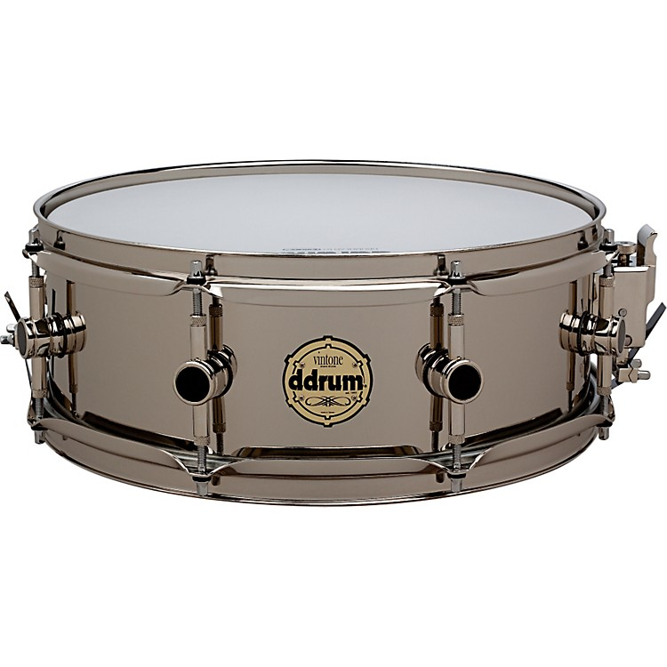 ddrumVintone Nickel Over Brass Snare DrumNickel over Brass5x14