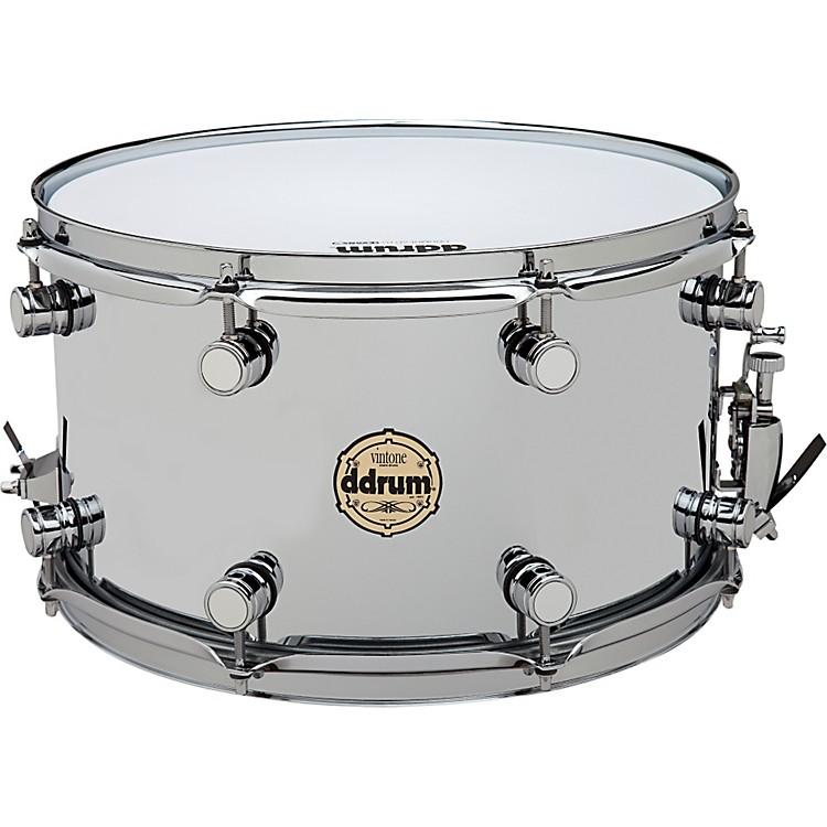 ddrumVintone Steel Snare DrumSteel8x14
