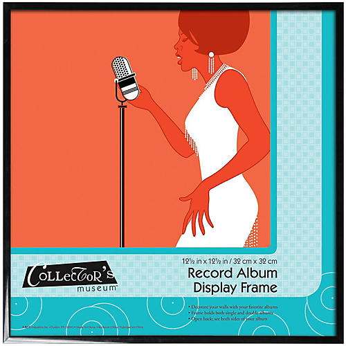 Collector's Museum Vinyl LP Record Album PVC Frame Regular-thumbnail