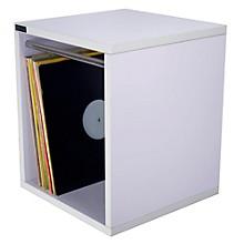 Sefour Vinyl Record Carry Box White