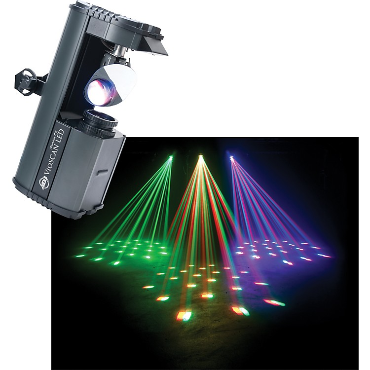 American DJ VioScan LED Lighting Fixture