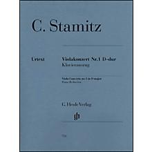 G. Henle Verlag Viola Concerto No. 1 D Major By Stamitz