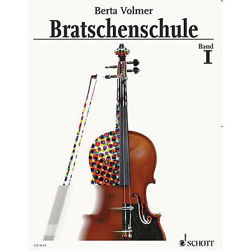 Schott Viola Method - Volume 1 (German Edition) Schott Series-thumbnail