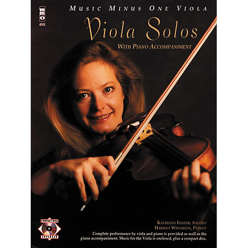 Hal Leonard Viola Solos with Piano Accompaniment