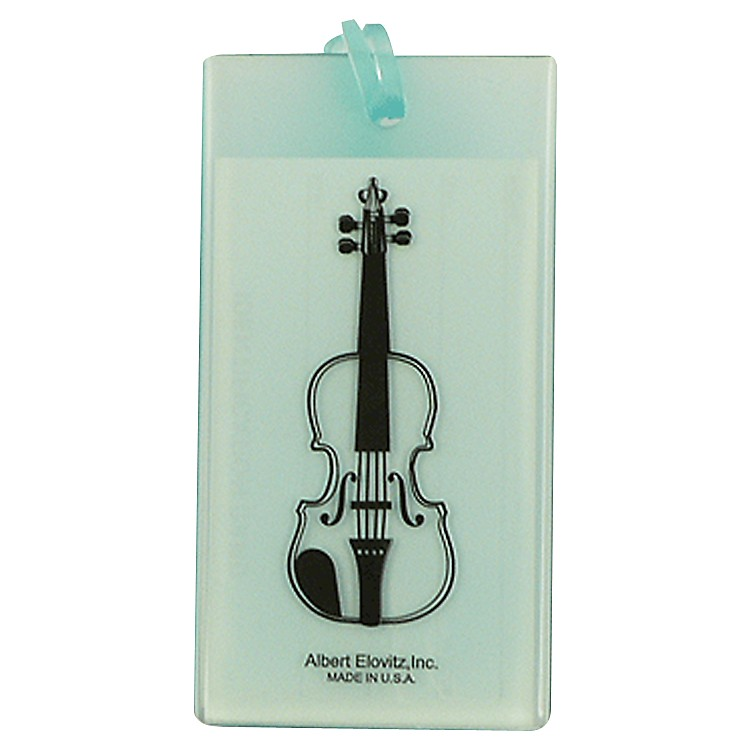 AIM Violin ID Tag Violin