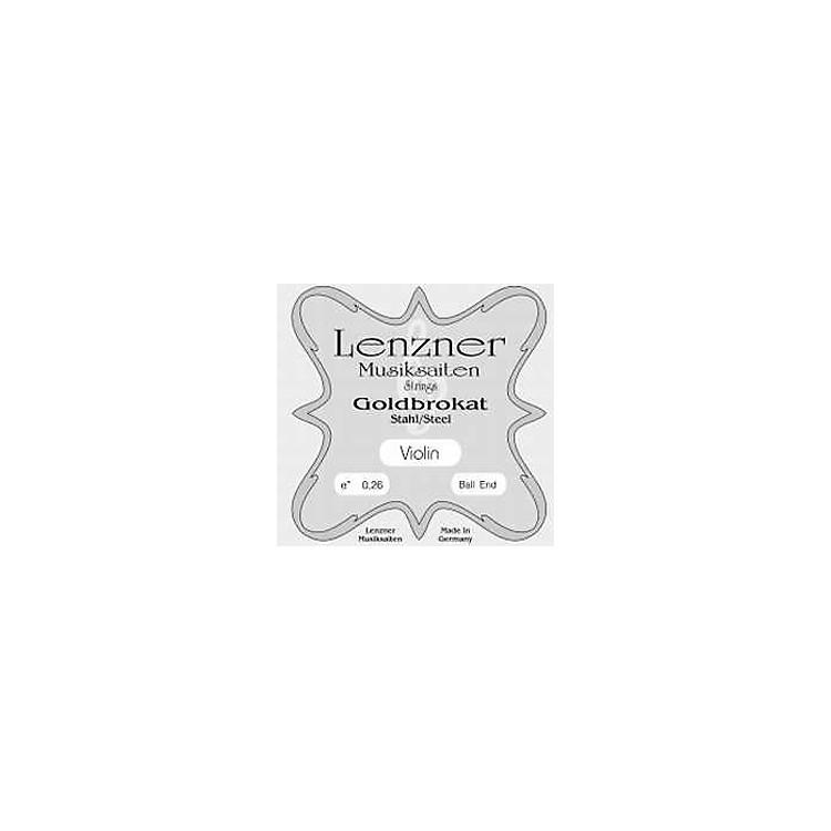 GoldbrokatViolin StringsD, Aluminum