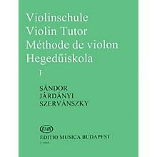 Editio Musica Budapest Violin Tutor - Volume 1 EMB Series by Endre Szervánszky