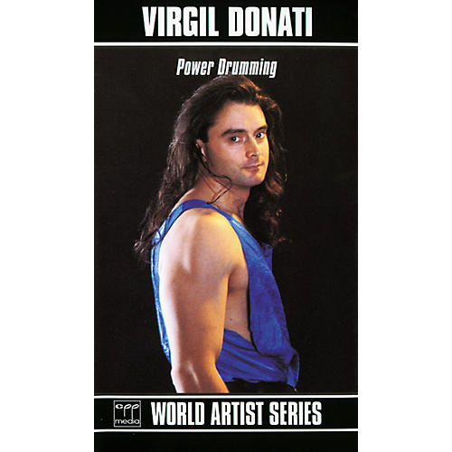 Alfred Virgil Donati Power Drumming Video