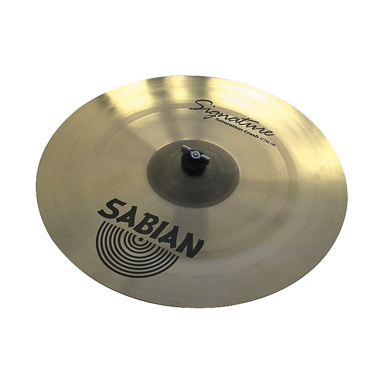 Sabian Virgil Donati Signature Series Saturation Crash Cymbal