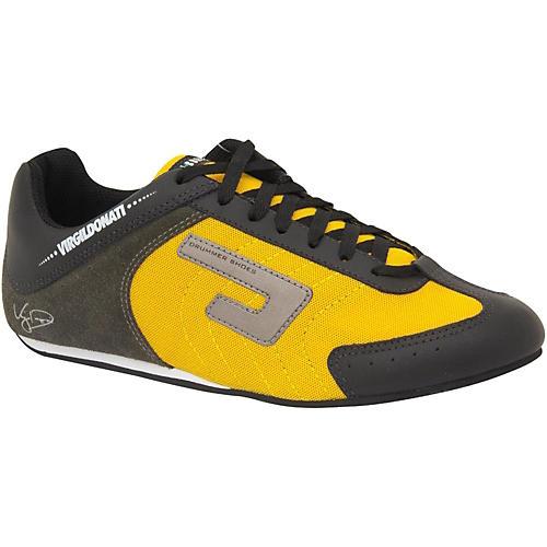 Urbann Boards Virgil Donati Signature Shoes, Yellow-Black 11.5